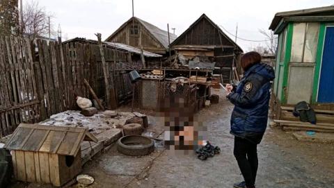 Труп полуголого мужчины найден в поселке Турки