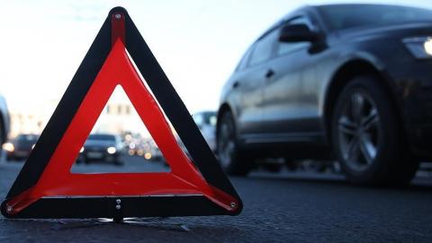 Три машины столкнулись в Энгельсе