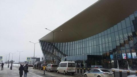 Аэропорт «Гагарин» обслужит более 120 рейсов в новогодние праздники