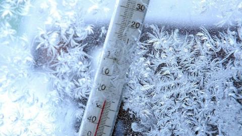 Настоящая зима добралась до Саратова