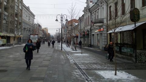 На проспекте Кирова предусмотрели пересечение с люком