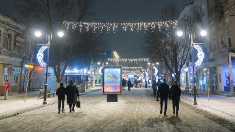На Рождество центр Саратова будет перекрыт