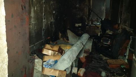 Жители Ленинского района погибли в огне и воде