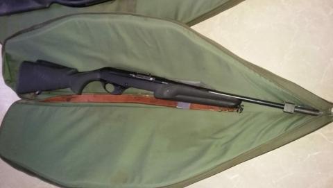 Сотрудники Росгвардии забрали оружие у браконьеров