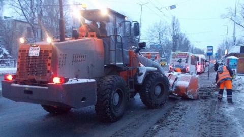 Михаил Исаев: Необходимо оперативно ликвидировать последствия снегопада