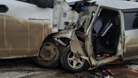 Молодая пара погибла в ДТП под Балаковом | 18+