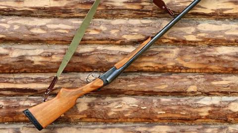 Саратовские росгвардейцы изъяли незаконное оружие и поймали браконьеров