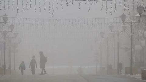 День начнется и закончится туманами