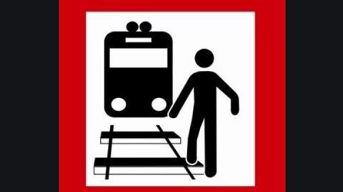 За год на железной дороге было травмировано 34 человека