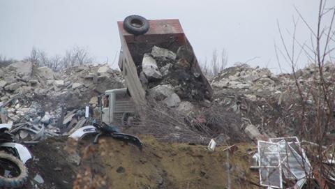 На борьбу со свалками в Парке Победы потратят 1,2 миллиона рублей