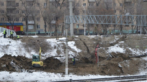 Ремонт Трофимовского моста идет по плану