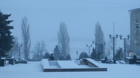 Резкое похолодание свалилось на Саратов и область