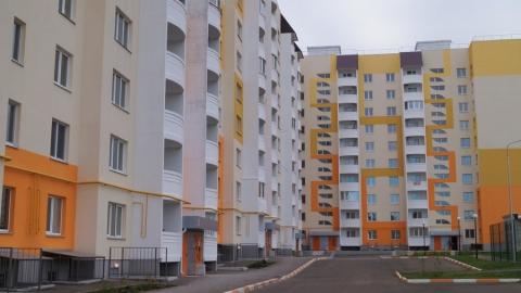 В Саратовской области построено 1,2 миллиона квадратных метров жилья