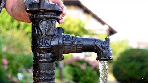 Полгода полиция искала виновного в краже водяной колонки