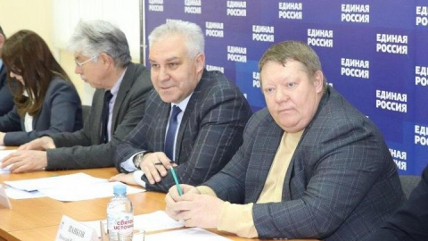Алексей Антонов выдвинут в Совет Федерации