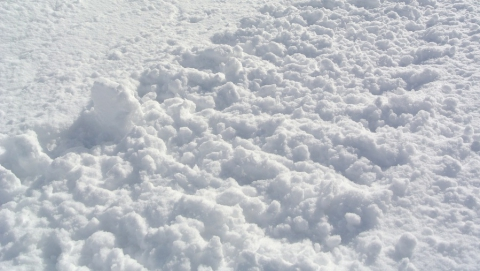 Спасатели трубят об опасном снегопаде