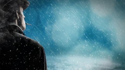 Снег и дождь продержатся в Саратове весь день