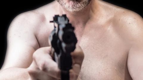 Мужчина подозревается в разбойном нападении на родную бабушку