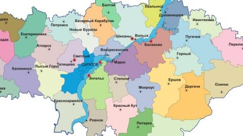 Саратовская область вошла в ТОП-20 по упоминаемости в СМИ национальных проектов