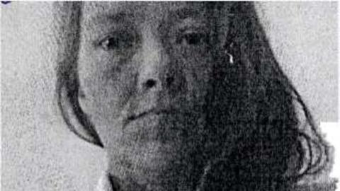 МВД ищет склонную к бродяжничеству женщину