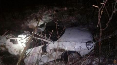 Непристегнутый мужчина погиб в Ершовском районе
