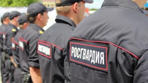 Росгвардейцы задержали подозреваемого в грабеже