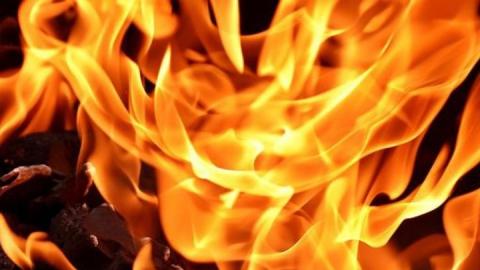 В Балакове сожгли два велосипеда