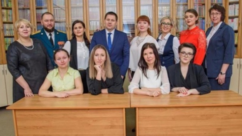 Михаил Исаев пожелал удачи лучшим учителям города