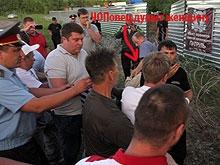 На избиении защитников Хопра замечены саратовские провокаторы