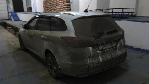 Пограничники спасли угнанный Ford Focus от жителя Средней Азии