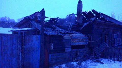 Следователи начали проверку по балтайскому пожару