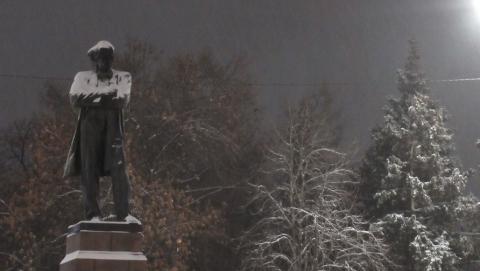 В Саратовскую области пришли морозы