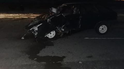 Мужчина погиб в столкновении BMW и «ВАЗ»