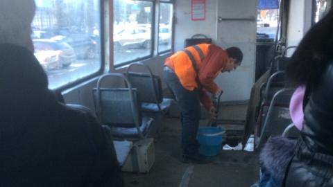 Саратовцы жалуются на слишком старые трамваи