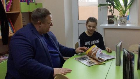 Николай Панков проведет конкурс библиотек области в память героев-земляков