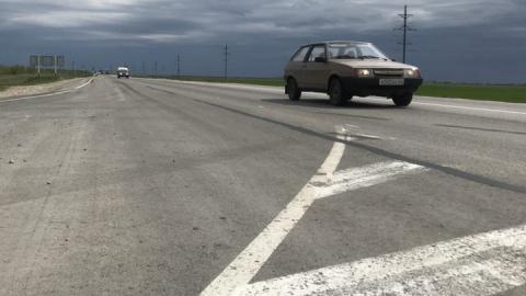 92 процента саратовских дорог ремонтируют ямочным способом