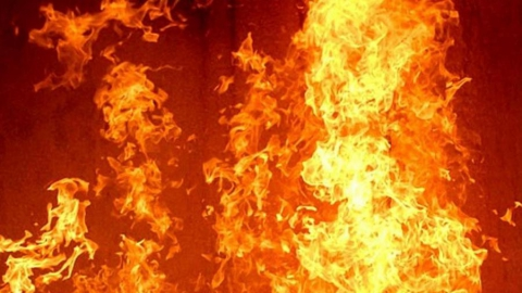 Пенсионерка погибла из-за неосторожного обращения с огнем