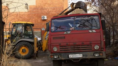 Энергетики проведут восстановительные работы на трубопроводе от Саратовской ГРЭС