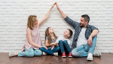 Сбербанк выдал 65% кредитов по программе ипотеки с господдержкой для семей с детьми