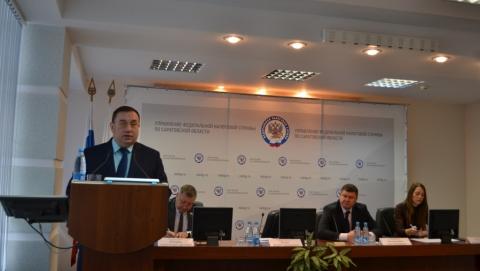 Саратовские налогоплательщики внесли в бюджет 101,2 миллиарда рублей