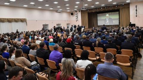 Михаил Исаев: «Аварийность на сетях водоснабжения снижена в 10 раз»