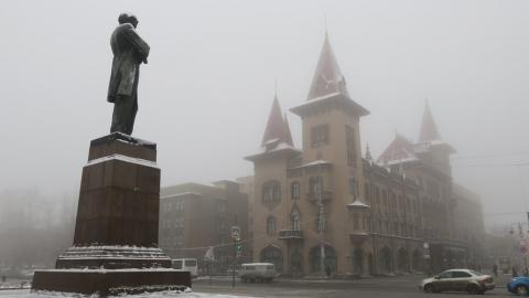 Туман покрыл область, к ночи обещают снегопад