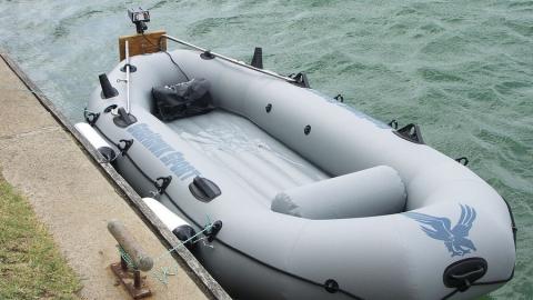 Безработный саратовец вломился в дачный дом ради надувной лодки
