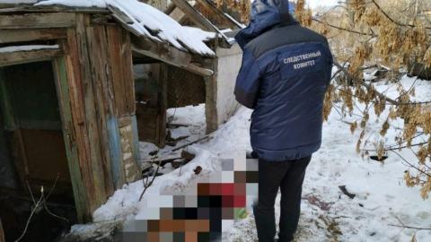В Заводском районе нашли тело убитой женщины