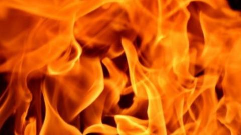 Жилой дом горел в Энгельсе