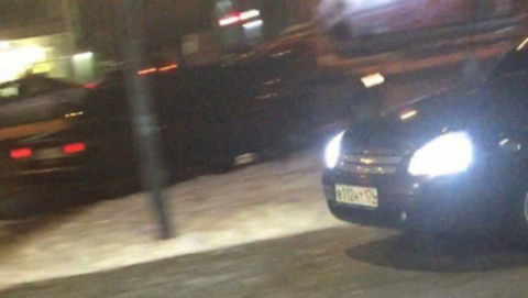 Распугавшего жителей Энгельса лихача оштрафуют на 2,5 тысячи рублей