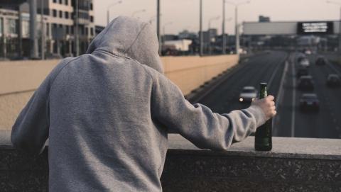 Число погибших от спирта саратовцев выросло на 40 процентов