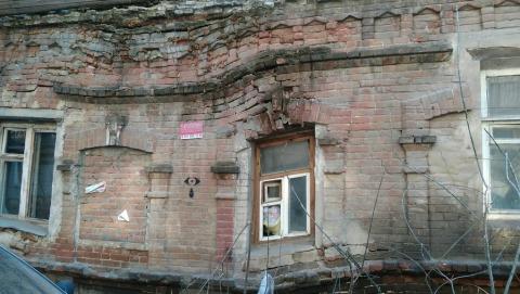 Саратовцы делятся фотографиями разваливающихся домов