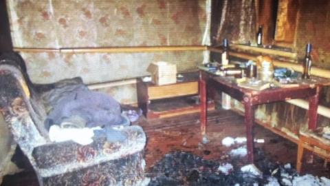 Житель Пугачевского района погиб из-за неосторожного обращения с огнем