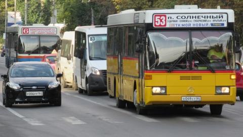 В текущем году саратовские автобусы перевезли 8,5 млн пассажиров